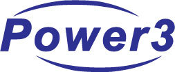 Power3 logo